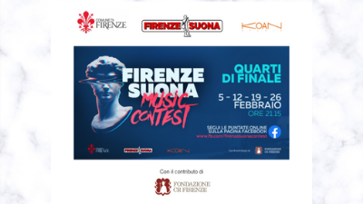 Firenze Suona Music Contest – quarti di finale live in streaming